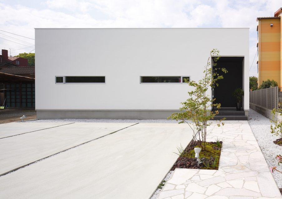 シン・空間研究所の「ゴルフルームのある平屋の家」事例写真