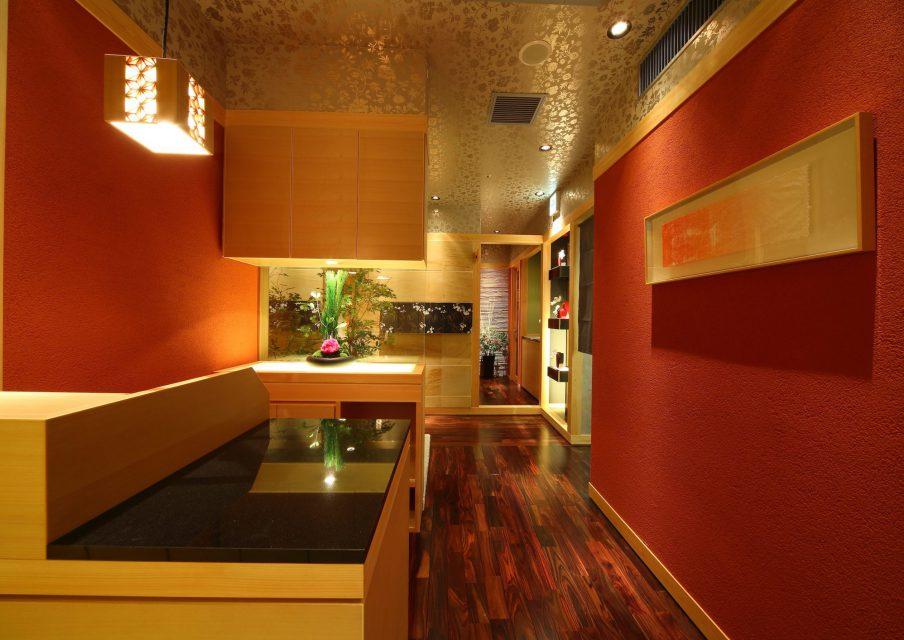 シン・空間研究所の「菜な 春吉店」事例写真