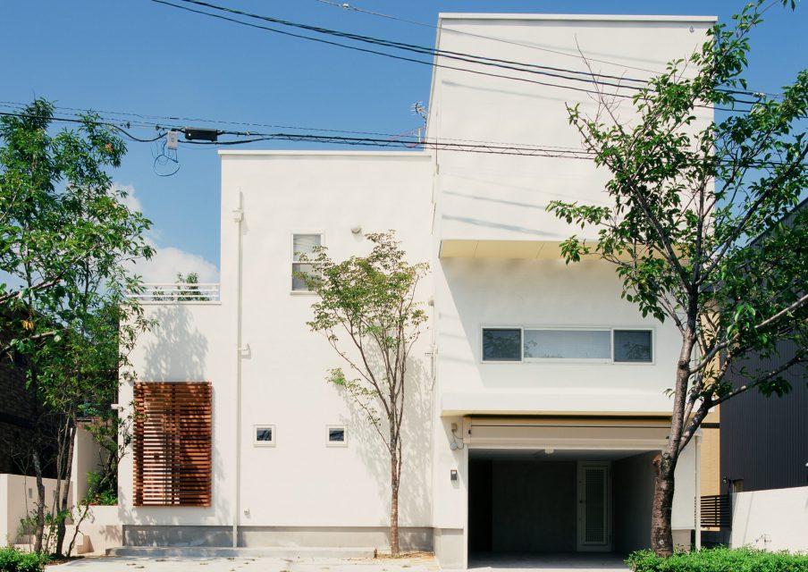 シン・空間研究所の「スキップフロアのある家」事例写真