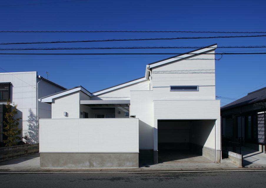 シン・空間研究所の「平屋のような2階建ての家」事例写真