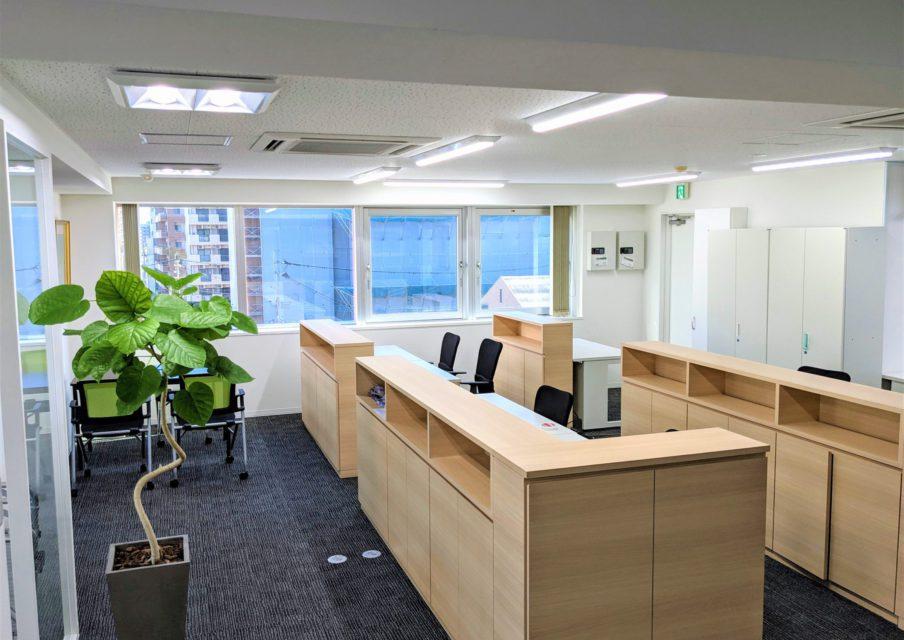 シン・空間研究所の「オフィスのリフォーム」事例写真